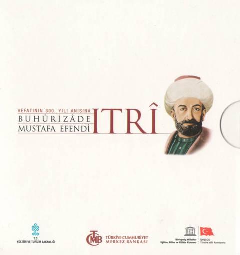 Buhûrizâde Mustafa Efendi ITRÎ  – 2012